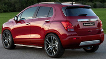 Chevrolet Trax gets tuned by Irmscher