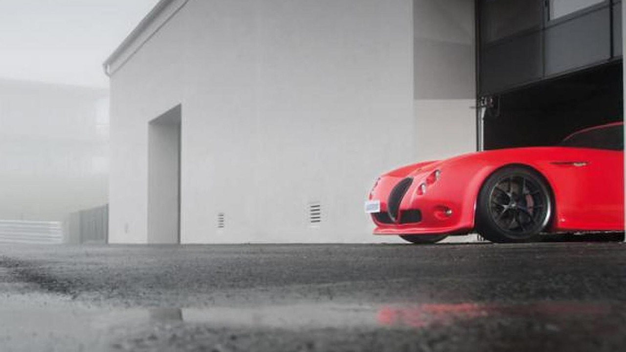 Wiesmann GT MF4-CS teaser photo