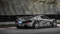McLaren shows the P1 in motion [video]