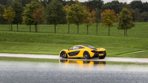 In-depth video tours with production McLaren P1