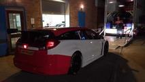 Honda Yuasa Racing Civic Tourer BTCC