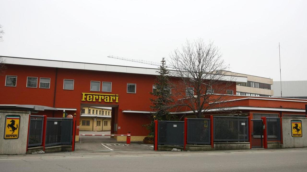 Ferrari Factory Maranello Italy 07.01.2008