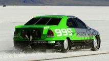 Ford Fusion Hydrogen 999 at Bonnevile Salt Flats