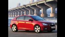 Chevrolet inicia venda do Cruze Hatch na Espanha com preço equivalente a R$ 35 mil