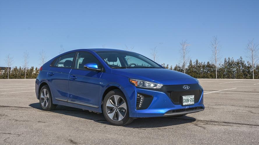 2017 Hyundai Ioniq Electric Review: Bring on the revolution