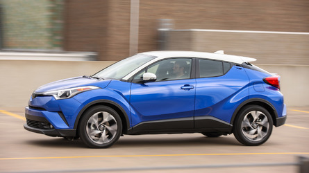 2018 Toyota C-HR First Drive: Boldly go