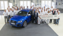Audi SQ5 is the one-millionth Q5 built