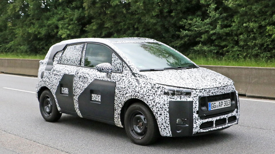 This looks like Peugeot's all-new 2008