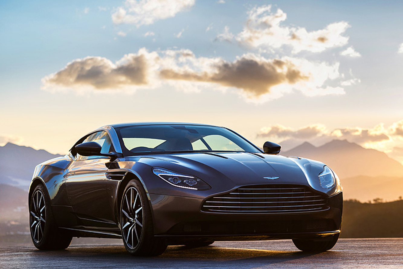 Aston Martin Already Has a Ton of Pre-Orders for the DB11