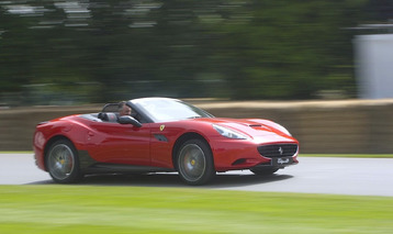 Goodwood Festival of Speed:  Up Close and Personal