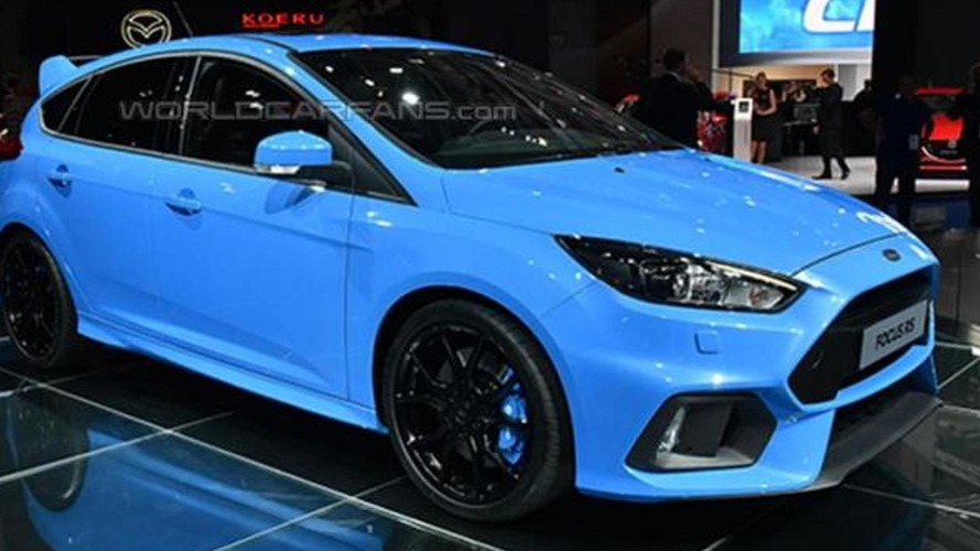 Ford details Focus RS, sprints to 100 km/h in 4.7 seconds [video]