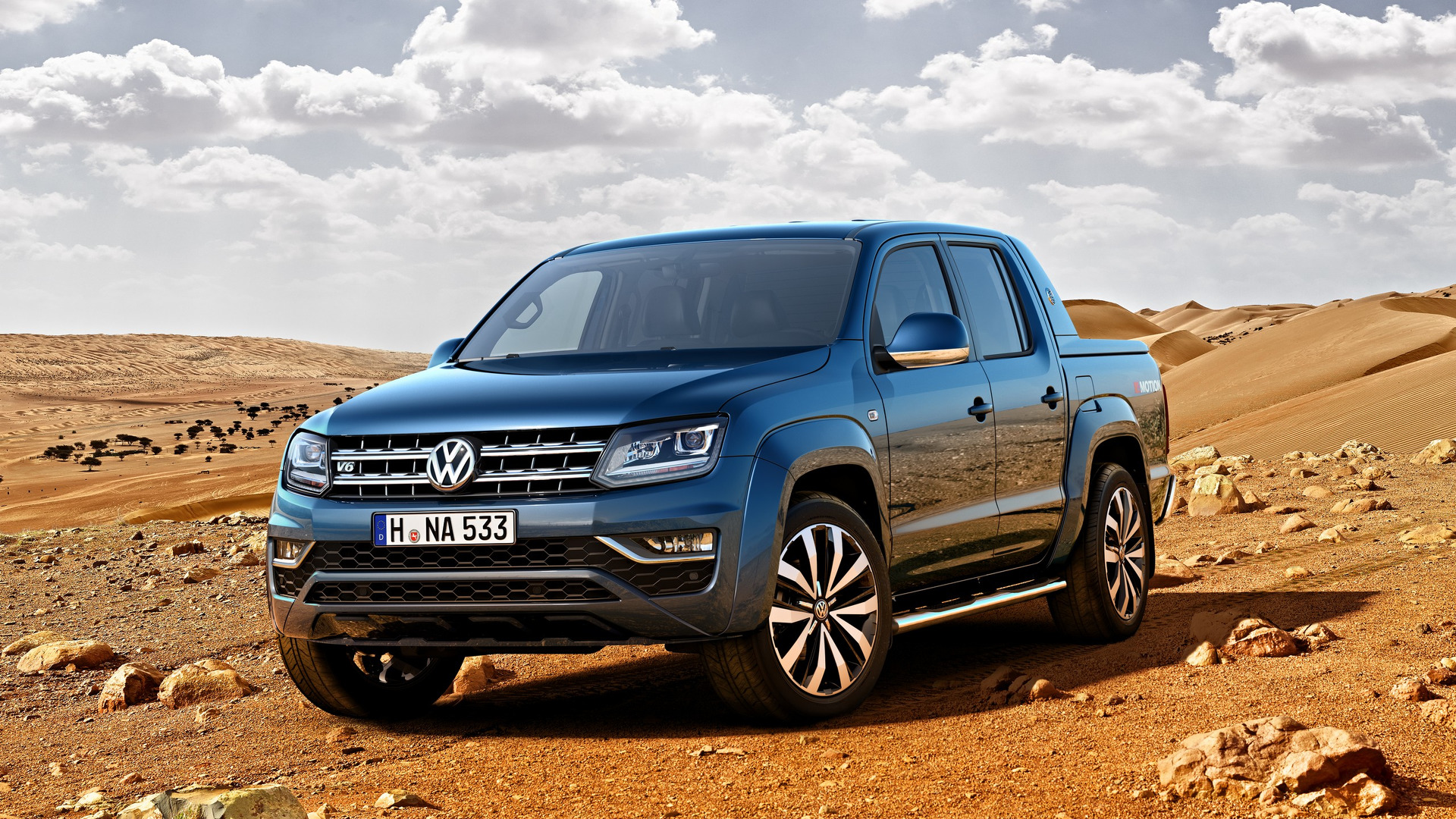 VW Amarok-based seven-seat SUV confirmed