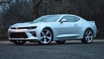 Review: 2016 Chevy Camaro SS