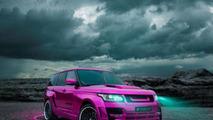 Hamann Mystere based on 2013 Range Rover 22.05.2013