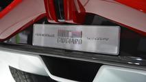 Italdesign Giugiaro Parcour coupe live in Geneva 05.03.2013