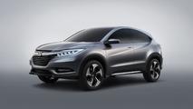 Honda Urban SUV Concept 14.1.2013