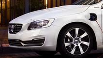 2014 Volvo V60 Plug-in Hybrid facelift