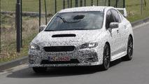 2014 Subaru WRX probably won't make it to UK