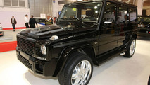 Brabus GV12 Based on Mercedes G Class