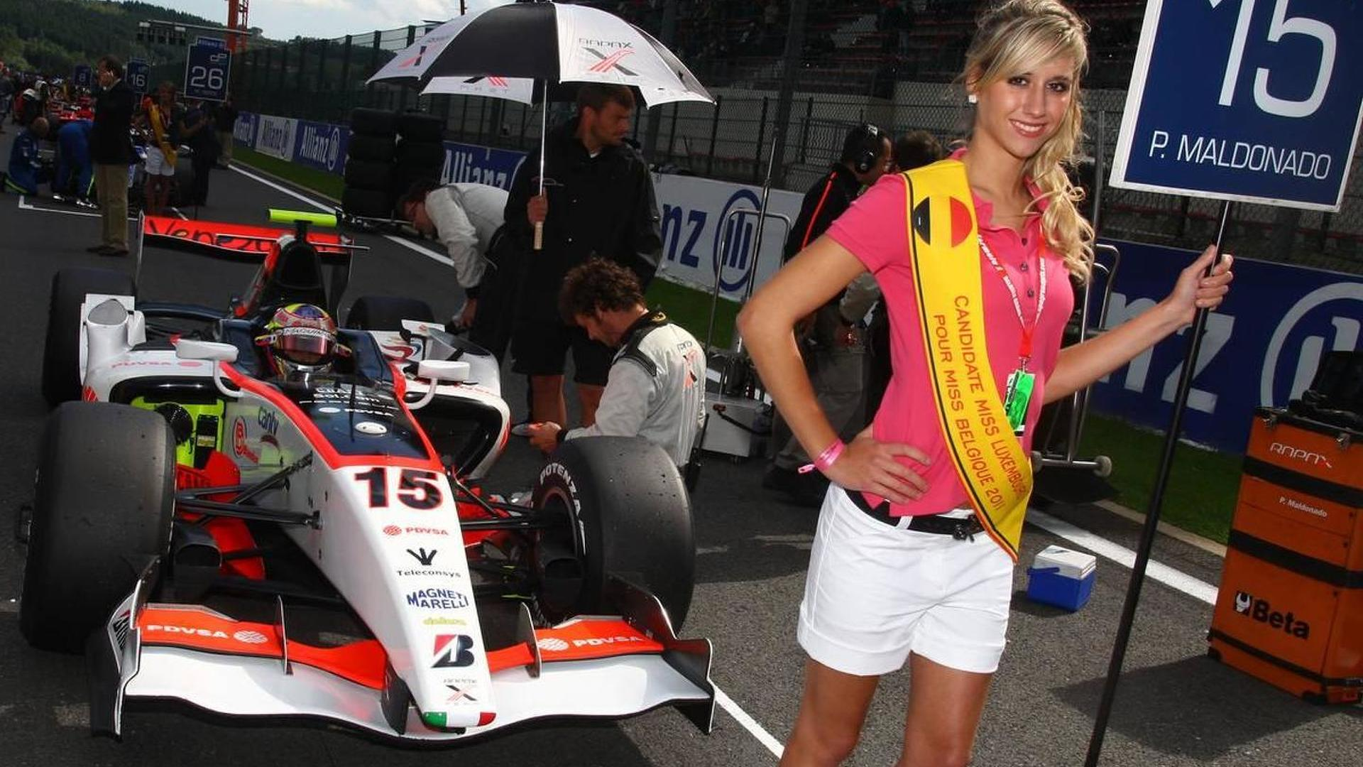 Maldonado to test HRT in Abu Dhabi
