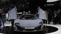 McLaren 675LT at 2015 Geneva Motor Show