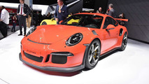 Porsche 911 GT3 RS at 2015 Geneva Motor Show