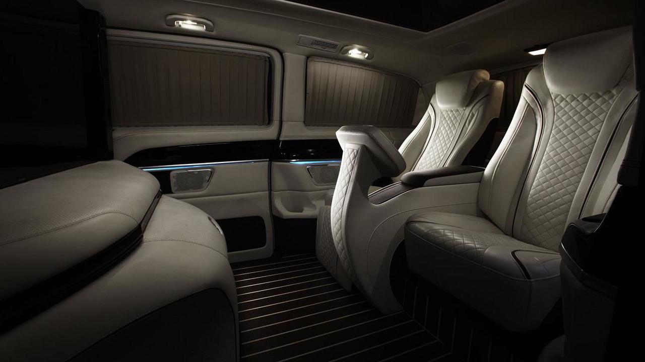 Mercedes-Benz Metris HQ Custom Design: Luxury Van