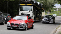 BMW 6-Series Coupe & GranCoupe facelift  spy photo
