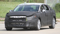 2013 Ford Mondeo/Fusion spied for the first time