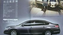 Nissan Teana Brochure Leaked