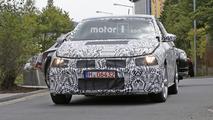 2017 Volkswagen Polo GTI spy photo