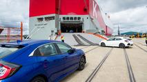 2017 Honda Civic hatchback Southampton