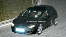 Seat Leon Facelift Spy Photo