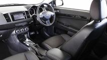 2013 Mitsubishi Lancer VRX CVT