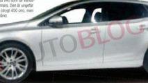 2013 Volvo V40 leaked in high-res