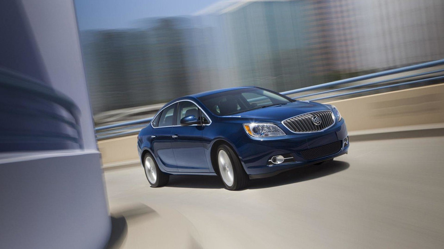 Buick Verano will reportedly be dropped in the U.S.