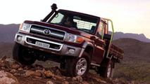 New Toyota Landcruiser 70 Series