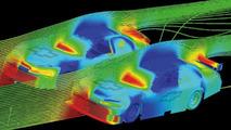 Chevrolet NASCAR Impala SS Air Pressure Front