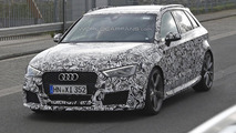 Audi RS3 returns in additional spy pics