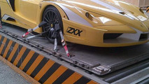 Ferrari Enzo ZXX EVOLUTION fully restored [video]