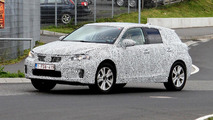 2015 Lexus NX crossover spied for the first time