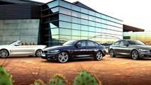 BMW 4-Series Gran Coupe leak