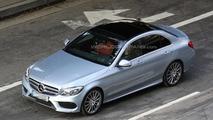 2014 Mercedes-Benz C-Class spy photo