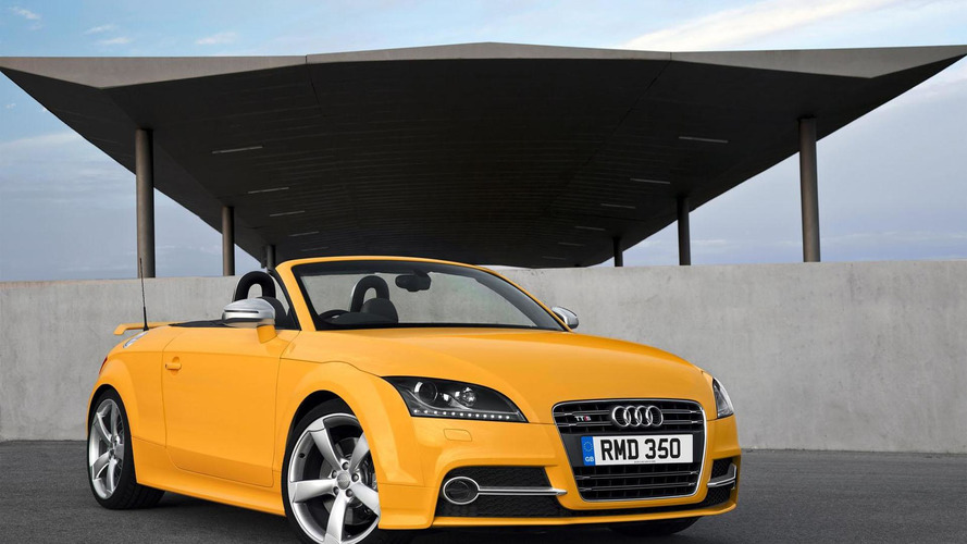 Audi TTS Competition headed to the U.K.