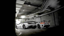 Tushek Forego T700 (left) Tushek Renovatio T500 (right) 01.10.2013
