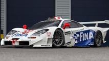 1997 McLaren F1 GTR Longtail race car