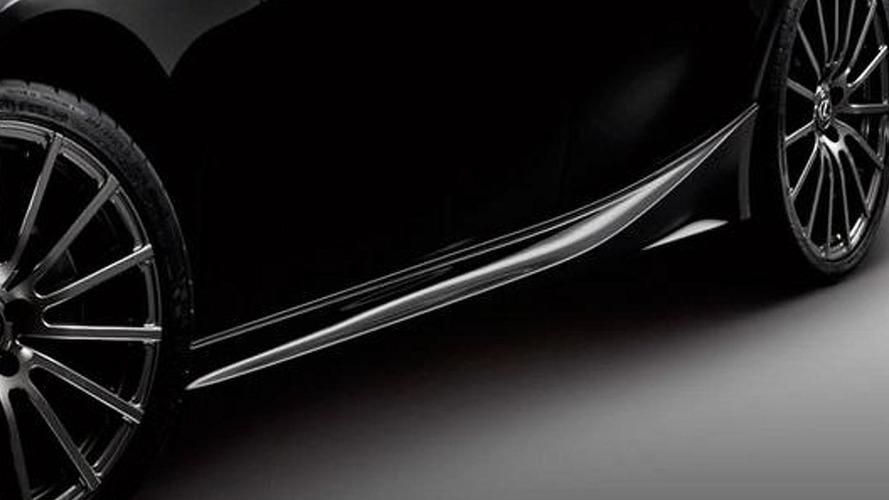Lexus teases IS 25 Anniversario ahead of Madrid Auto Show launch
