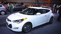Hyundai Veloster RE:FLEX Edition unveiled in Chicago