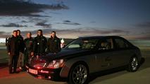 Brabus Maybach 57 Sets World Speed Record at Nardo