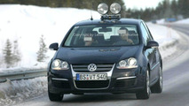Golf Facelift and GTI Diesel Spy Photos